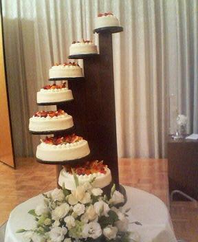 でもって今日のケーキだす(^^  ゞ