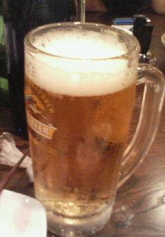 乾杯\(^O^)  /
