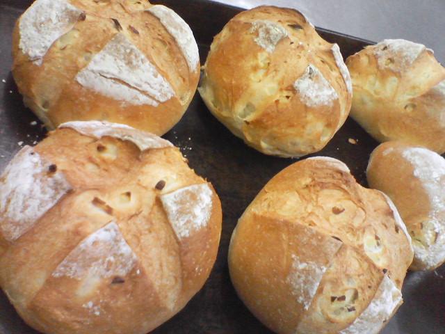 甘いもん屋のパン